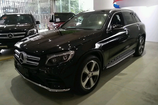 GLC 300 4MATIC动感型