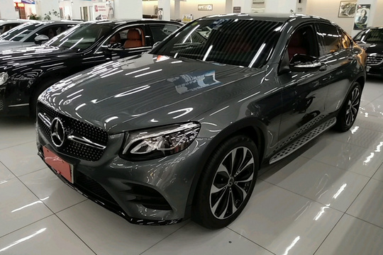 GLC 260 4MATIC 轿跑SUV