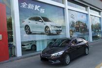 上海二手起亚K3 13款 1.6L 自动 GLS