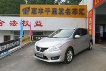 惠州二手骐达TIIDA 2011款 1.6 XE CVT 舒适版