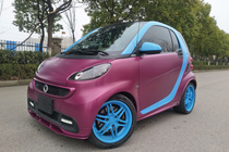 fortwo 12款 1.0T 博速Xclusive版