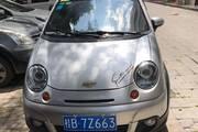 柳州鱼峰区二手乐驰 2010款 运动款 1.2MT 活力型