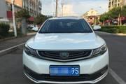 宣城宁国市二手帝豪GL 2017款 1.3T MT 精英型