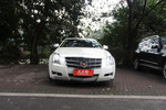 重庆 凯迪拉克CTS(进口) 09款 3.6 精英高性能版