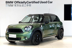 上海二手MINI COUNTRYMAN 2014款 1.6T COOPER S All 4