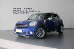 合肥二手MINI COUNTRYMAN 14款 1.6T COOPER All 4 Fun