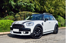 青岛二手MINI COUNTRYMAN 2017款 2.0T COOPER S ALL4 探险家