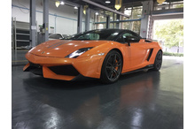 西安二手Gallardo 2011款 LP570-4 Spyder Performante