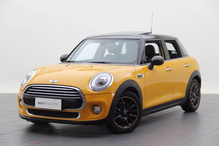 深圳二手MINI 2015款 1.5T COOPER Excitement 五门版