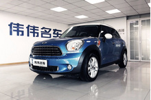晋中二手MINI COUNTRYMAN 2014款 1.6T COOPER All 4 Fun