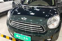 呼和浩特二手MINI COUNTRYMAN 2011款 1.6L COOPER Excitement