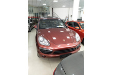 南昌二手保时捷Cayenne 2012款 Cayenne Turbo S