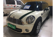 西安二手MINI CLUBMAN 2011款 COOPER Excitement