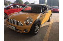杭州二手MINI CLUBMAN 2007款 COOPER Excitement 1.6L