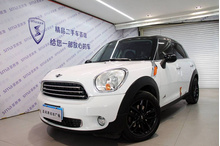沈阳二手MINI COUNTRYMAN 2014款 1.6T COOPER All 4 Fun