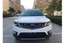 郑州二手远景SUV 2016款 1.8L 手动 尊贵版