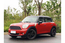 苏州二手MINI COUNTRYMAN 2013款 1.6T COOPER All 4 Fun