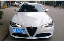 宁波二手阿尔法·罗密欧Giulia 2017款 2.0T 200HP 精英版