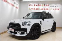 郑州二手MINI COUNTRYMAN 2017款 2.0T COOPER S ALL4 探险家