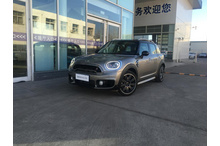 呼和浩特二手MINI COUNTRYMAN 2014款 1.6T COOPER S All 4