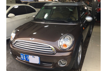 广州二手MINI CLUBMAN 2008款 Clubman Excitement