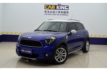 济南二手MINI COUNTRYMAN 2016款 1.6T COOPER All 4 Fun 装备控
