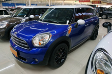 济南二手MINI COUNTRYMAN 2014款 1.6T COOPER All 4 Fun