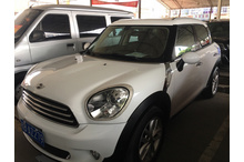 柳州二手MINI COUNTRYMAN 2011款 1.6L COOPER Fun