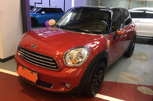 贵阳二手MINI COUNTRYMAN 2014款 1.6T COOPER All 4 Fun
