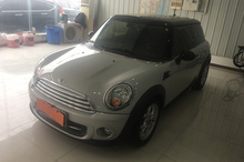 郑州二手MINI 2011款 COOPER Excitement