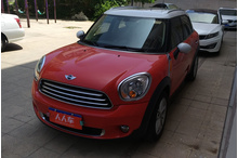 潍坊二手MINI COUNTRYMAN 2011款 1.6L COOPER Fun