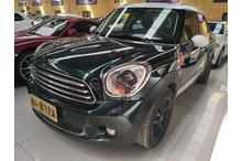 西安二手MINI COUNTRYMAN 2011款 1.6L COOPER Excitement