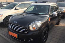 北京二手MINI COUNTRYMAN 2014款 1.6T COOPER All 4 Excitement