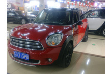 常州二手MINI COUNTRYMAN 2016款 1.6T COOPER All 4 Fun 装备控