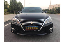 大连二手皇冠 2012款 V6 2.5L Royal Saloon 尊贵版