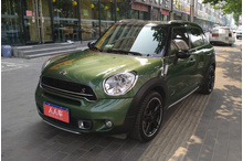 保定二手MINI COUNTRYMAN 2014款 1.6T COOPER S All 4