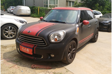 石家庄二手MINI COUNTRYMAN 2014款 1.6L COOPER Fun