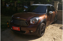 天津二手MINI COUNTRYMAN 2011款 1.6L COOPER Fun
