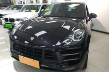 杭州二手保時捷Macan 2016款 Macan Turbo