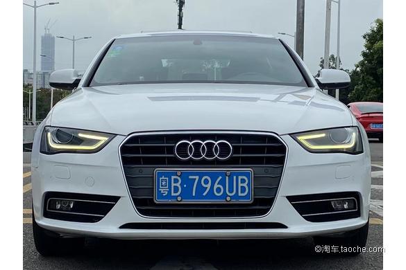 深圳-奥迪A4L 2015款 35 TFSI 自动 舒适型